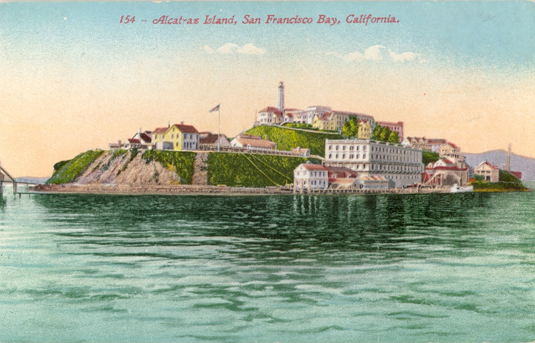 the genesis and history of the famous united states penitentiary alcatraz Our history is full of many congress passes the three prisons act, which established the the first maximum security prison, usp alcatraz.